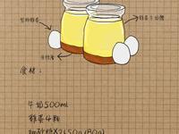[電鍋]焦糖雞蛋布丁