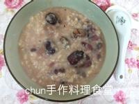 紅豆紅棗燕麥粥  (媽媽手作幸福料理)