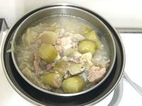 副食品 黃瓜豬肉泥 7M