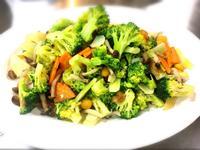百合燴鮮蔬