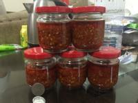 阿花的辣椒醬