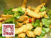 蒜香酥炸虱目魚柳條