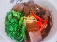 川味紅燒牛腩麵(飯)