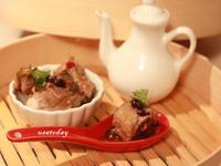 【東煮】港式飲茶-豉汁蒸排骨 Steamed Spare Ribs with Black Bean Sauce