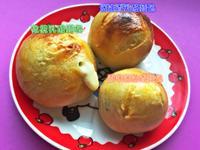 ♥迷迭香乳酪圓麵包+♥黑橄欖乳酪麵包