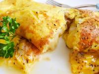 起司鮪魚歐姆蛋♥製作歐姆蛋的要點分享