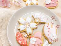 【Tomiz小食堂】粉色櫻花糖霜餅乾