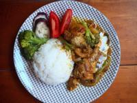 印度咖哩 Masala咖喱雞