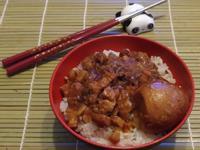 台式魯肉飯