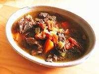 番茄蔬菜燉湯(快鍋料理)