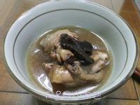 老菜甫(陳年蘿蔔乾)雞湯