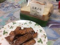 香甜肉桂吐司條