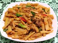 醬炒桂竹筍
