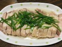 【電鍋】葱油雞
