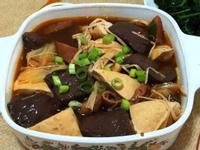 麻辣鴨血&臭豆腐