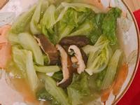 香菇炒大陸妹