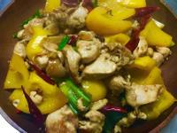超下飯宮保雞丁(加蔬菜)