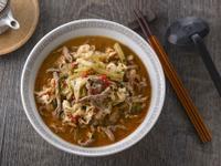 川味牛肉酸菜湯麵
