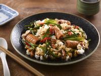 醬燒魷魚燴麵