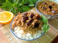 紅蔥香菇肉燥飯