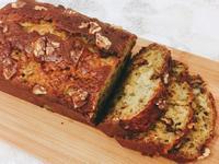 香蕉核桃磅蛋糕