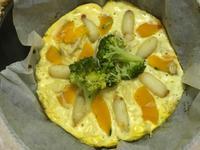 高麗菜海味烘蛋(寶寶)