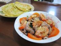 海帶番茄火鍋肉沙拉