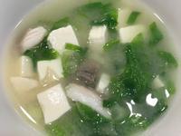 味增鯛魚豆腐湯