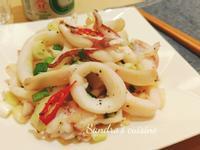 檸檬椒鹽中卷(無油料理)