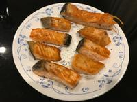 乾煎鮭魚-無魚刺版