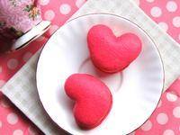 5.20 愛心玫瑰馬卡龍 Rose Macaron Hearts