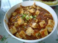 素肉醬大改造~麻婆豆腐