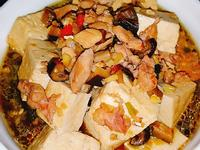 🐓◻🔥雞肉豆腐燒