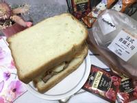 蘋果泡菜豬法式香綿土司三明治