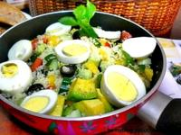 【輕食】異國風味Couscous沙拉