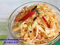 韓式蘋果泡菜