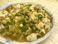 超下飯好滋味❤️鮮蚵豆腐