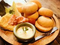 免發酵平底鍋蕃茄麵包【百味來私房美味】