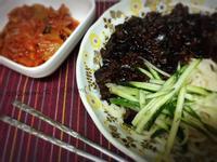 韓式炸醬麵🇰🇷