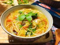 蕃茄蔬菜義麵湯【百味來私房美味】