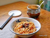 上海蔥油拌麵&自製蔥油醬