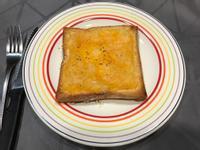 早餐輕鬆做~起司烤蛋吐司