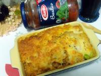 蕃茄雞腿焗烤飯【百味來私房美味】