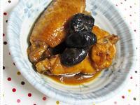 蠔油香菇燒翅