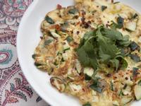 五分鐘上菜-櫛瓜煎蛋
