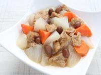 麵筋紅燒蘿蔔 #罐頭料理