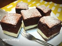 奶油乳酪巧克力蛋糕