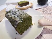 純粹抹茶磅蛋糕(減糖)