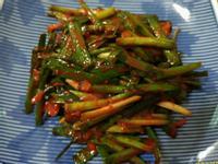🥕韓式香辣涼拌韭菜🥕