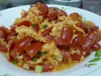 Lisa愛料理~小番茄炒蛋